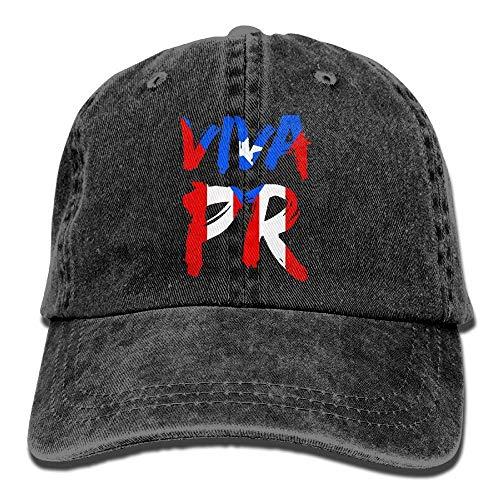 magic ship Viva Puerto Rico Snapback Cotton Hat -