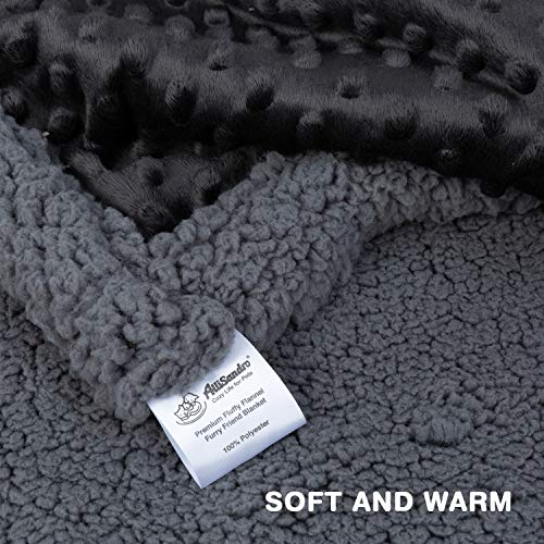 Zoom IMG-3 allisandro coperta in pile calda