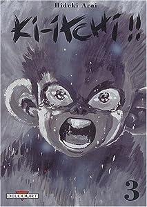 Ki-itchi !! Edition simple Tome 3