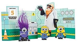 Despicable Me Minions Moulding Paint & Play Kit
