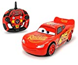 Dickie Toys 203086005 - 'Cars 3 Ultimate Lightning McQueen', RC Fahrzeug, ferngesteuertes Auto mit vielen Funktionen, 1:16, 26cm
