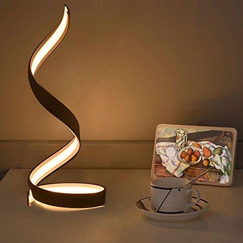 bjvb led lampen taster nachttischlampe schlafzimmer moderne lampe ... - Schlafzimmer Lampe Weis