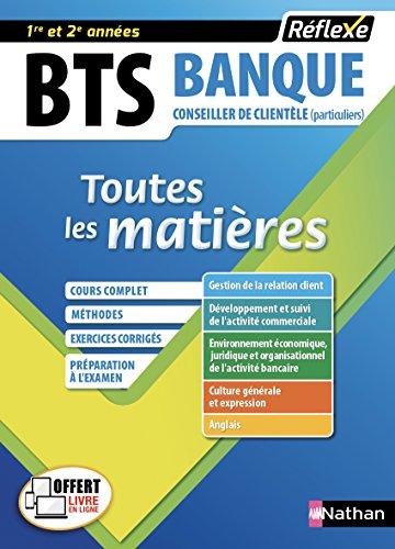 BTS Banque - Option Conseiller de clientèle (particuliers) (18) par Dominique Albertino