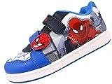 Spiderman Spidermanbeckett - Sandalias con Cuña Para Chico, Color Azul, Talla 27 EU Jovenetud