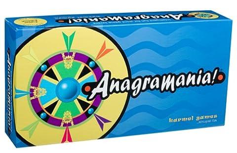 Anagramania Junior Edition Board Game (Junior Board)