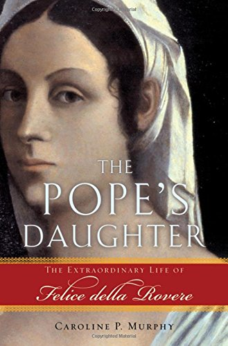 Book cover for The Pope's Daughter