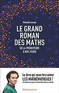 """Afficher """"Le grand roman des maths"""""""