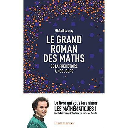Le grand roman des maths. De la préhistoire à nos jours (DOCS, TEMOIGNAG)
