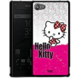 Sony Xperia Z5 Compact Hülle Case Handyhülle Hello Kitty Merchandise Fanartikel Pink Punk