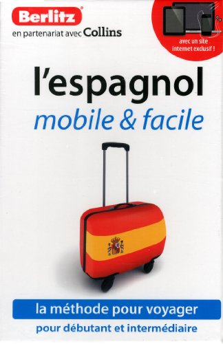 L'espagnol mobile & facile (1CD audio)