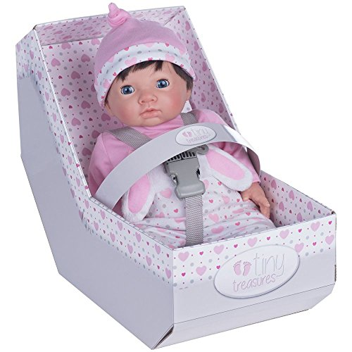 Unknown Chad Valley Tiny Treasures Newborn Open Eye Girl Doll