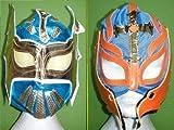 Couleur Will varier Rey Mysterio–Bleu Sin Cara enfants Mask