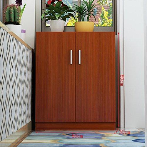 TLMY Einfache und Große Kapazität Holzschuhe Schränke Schränke Schränke Multilayer-Schuhe...