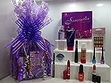 Black Friday Sale ~ 12pc Make Up & Perfume For Women Gift Hamper For Her ~ Samantha 2pc Perfume Set + Make Up + Nails Gift Set Gift Hamper For Her