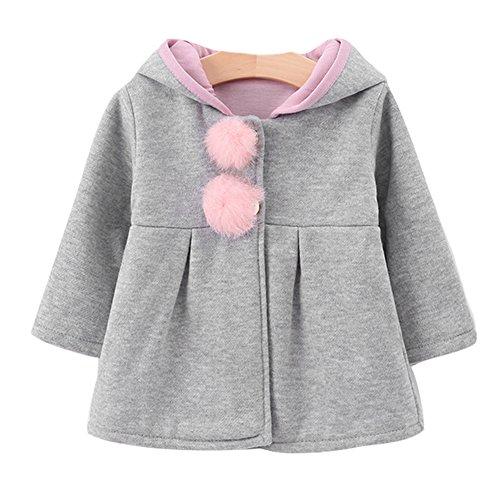 Kleinkind Prinzessin Kleid Baumwolle Baby Mädchen Kinder Hase Ohr Gespleißt Süß