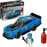 LEGO Speed Champions - La voiture de course Chevrolet Camaro ZL1 - 75891 - Jeu de construction
