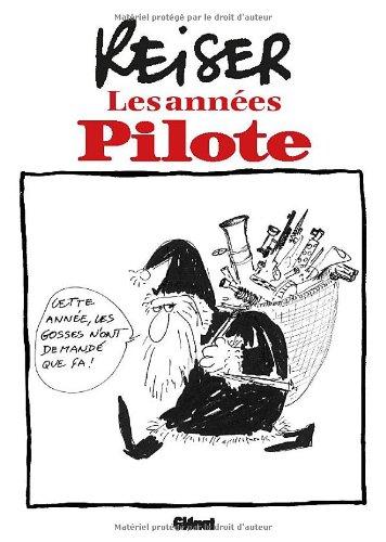 Reiser : Les années Pilote