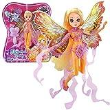 World of Winx - Dreamix Fairy Puppe - Fee Stella magisches Gewand