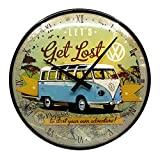 Nostalgic-Art 51058 Volkswagen - VW Bulli - Let's Get Lost