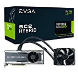 EVGA - 11G-P4-6598-KR GeForce GTX 1080 11GB GDDR5X graphics card - graphics cards (NVIDIA, GeForce GTX 1080, 7680 x 4320 pixels, 1556 MHz, 1670 MHz, 7680 x 4320 pixels)