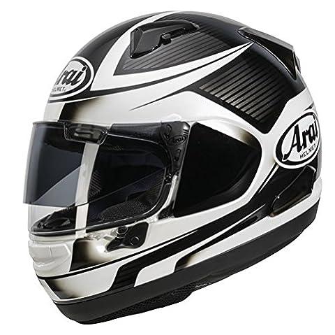 Arai Chaser X Full Face Motorcycle Motorbike Helmet Tough White Medium