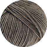 Lana Grossa Cool Wool 2000 Melange 115 Taupe