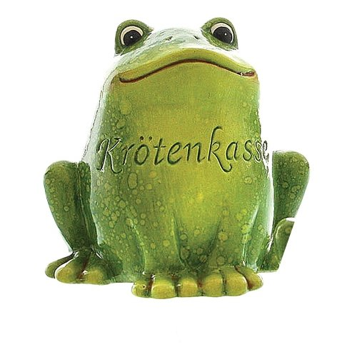 dio Only for You 59099 Spardose Frosch Krötenkasse, (1 Stück) (Spardose Frosch)