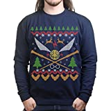 Harry Wizard Magic Christmas Ugly Sweater