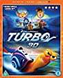 Turbo (Blu-ray 3D + Blu-ray)