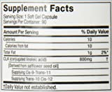 MuscleTech 800 mg Platinum Pure CLA - Pack of 90 Capsules