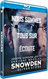 Snowden [Blu-ray] [Import anglais]