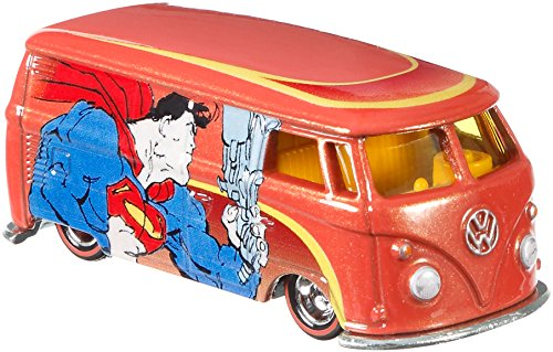 Hot Wheels DC Comics Volkswagen T1 Panel Bus Vehicle by Hot Wheels (Volkswagen T1 Panel-bus)