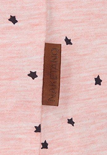 Naketano Female Shortsleeve EyHammaAltaLaaaaaba III Candy Muschi Melange