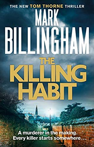 book cover of The Killing Habit