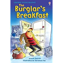 The Burglar's Breakfast (Young Reading (Series 1)) (3.1 Young Reading Series One (Red))