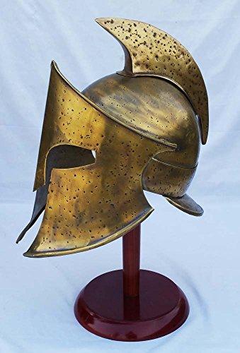 Shiv (TM Shakti Unternehmen Mittelalter Griechisch Spartan Helm Armor 300rise of Empire Film Helm LARP ()