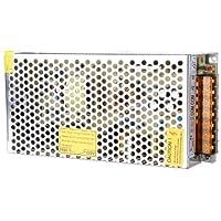 SODIAL (R) AC 110V/220V a DC 12V 10A 120W trasformatore