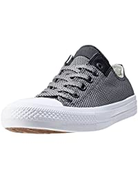 Converse Men's Chuck Taylor All Star Ii Ox Men's Grey Sneakers