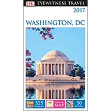 DK Eyewitness Travel Guide Washington, DC (Eyewitness Travel Guides)