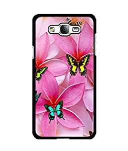 djipex DIGITAL PRINTED BACK COVER FOR SAMSUNG GALAXY ON7