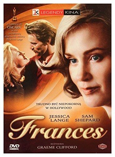 Frances - (Jessica Lange, Sam Shepard) - DVD Region2 (IMPORT - UK FORMAT) by James Brodhead