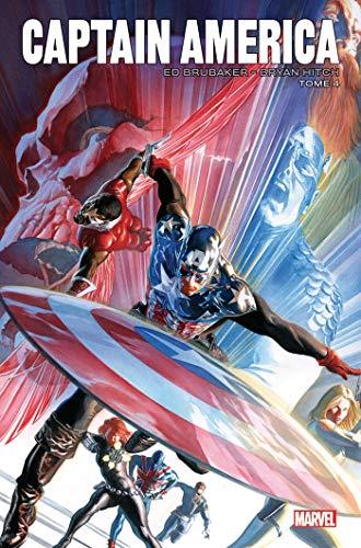 Captain America par Brubaker T4 par Ed Brubaker