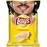 Lays  Potato Chips - Classic Salted - 95 gm Pack