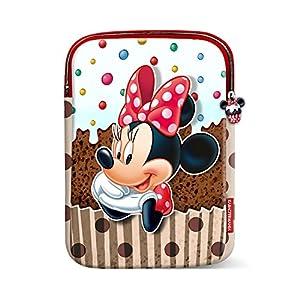 Minnie Mouse - Funda Tablet, Multicolor (Karactermania KM-37322)