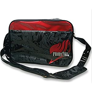 Fairy Tail Messenger Bag mochila mochila bolsa