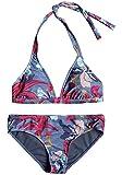 Roxy Bikini SHD Call The Sun PRT Halter/70S Bikini