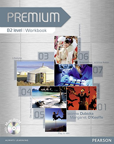 Premium B2 Level Workbook without Key/CD -ROM Pack: Workbook Without Key Level B2