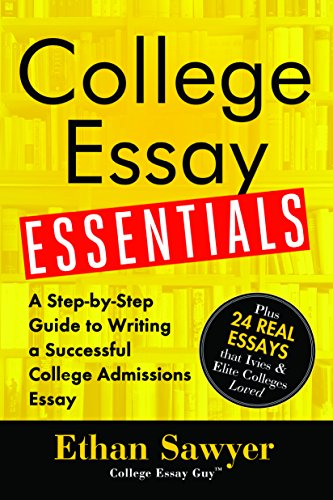 college writing guide New to this edition part one: getting started 1 writing goals and objectives for college and for life writing in the four areas of your life writing as a college student.