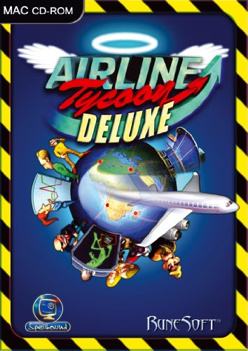 Airline Tycoon Deluxe - [Mac]