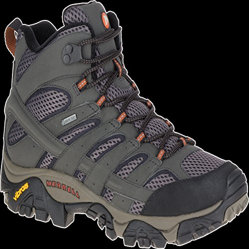 Merrell Moab 2 Mid Gtx, Stivali da Escursionismo Alti Uomo Marrone (Beluga)